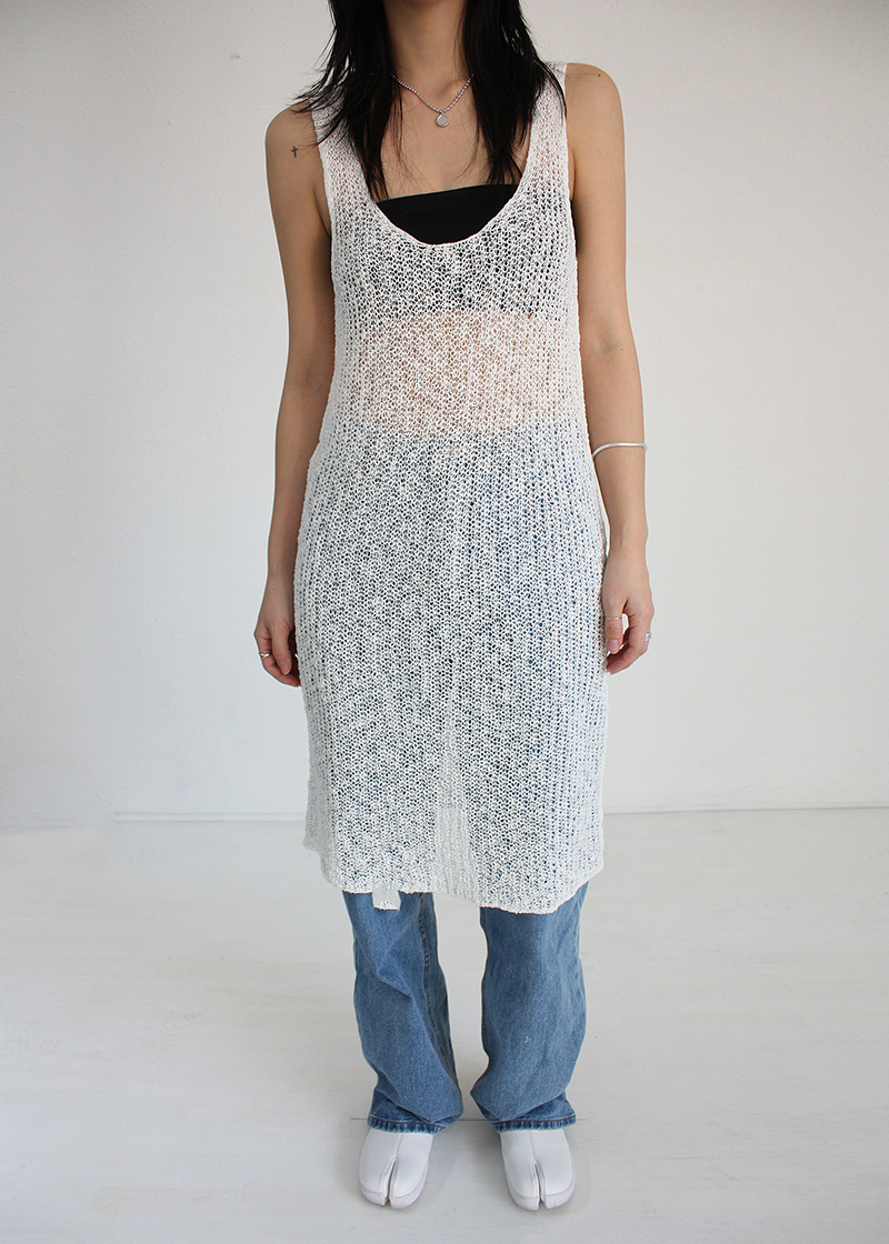 sleeveless knited ops (2c)