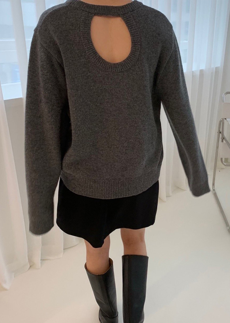 butter round knit (4c)