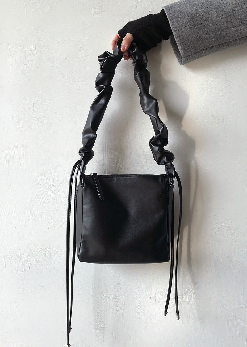 shirring cross bag (2c)
