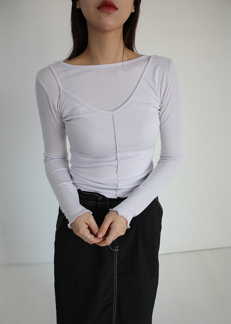 double layered t (4c)
