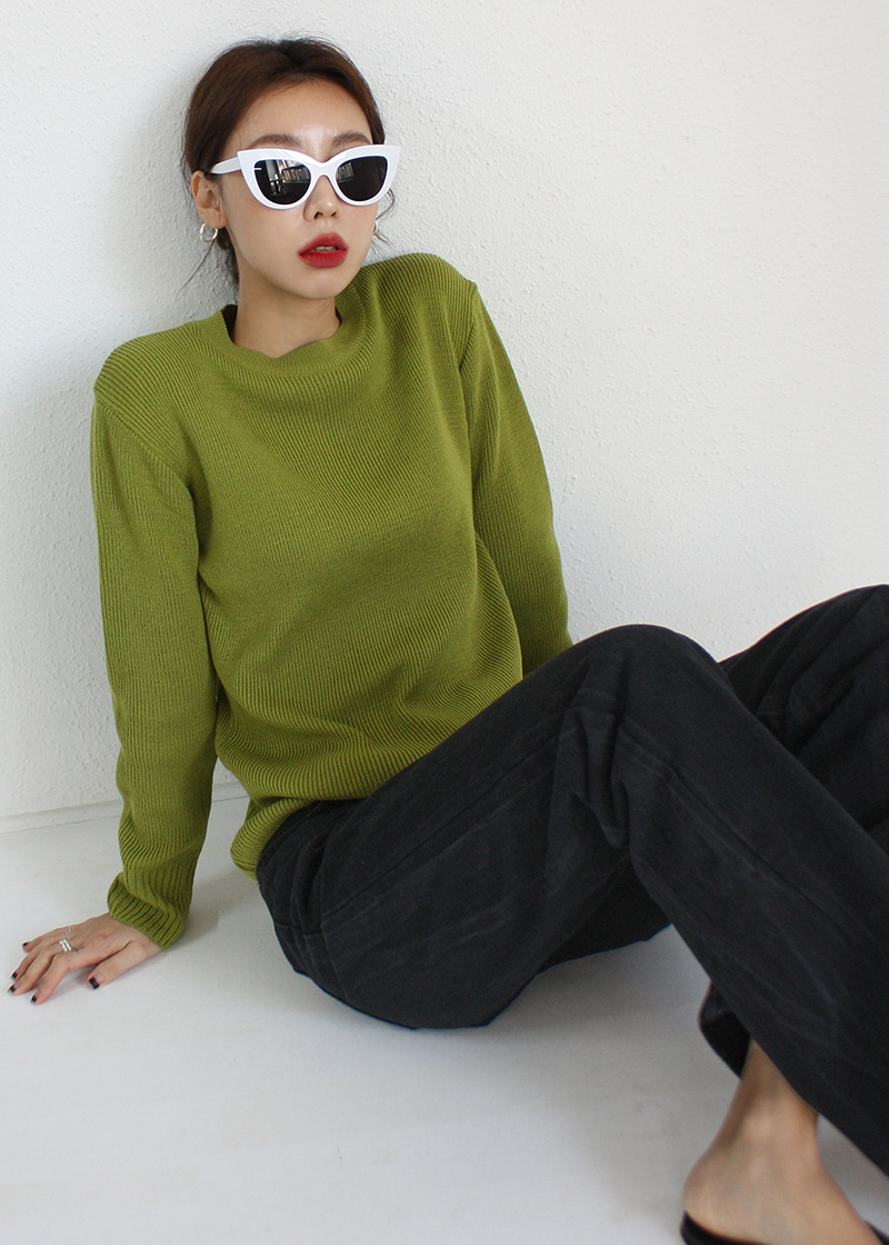 tidy color knit (4c)