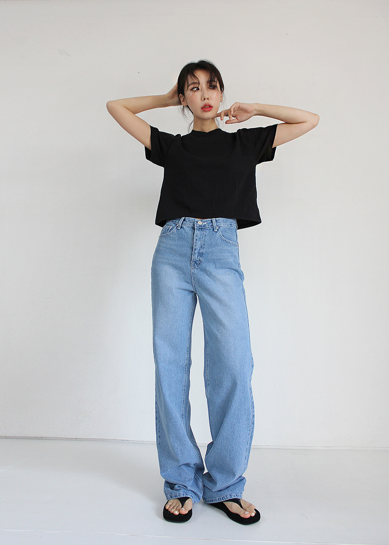 full denim pants (2c)