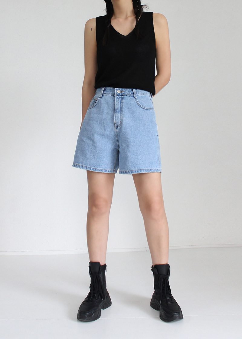 boogie denim shorts (2c)